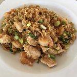 El arroz con camarón es imperdible.