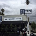 Enjoy eating, drinking and sports at 33 Taps in Silverlake, Los Angeles.