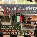 Julia's Bistro