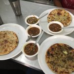 They offers 3 kind of kulchas , Panner, masala and Amritsar. Nice flaky and utterly delicious ku