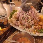 Ceviche y otros platos peruanos al alcance de todos