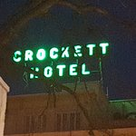 Photo de Crockett Hotel
