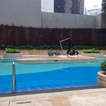 Swimming pool, situated on 5th floor