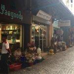 Yangoods - one of the upscale souvenir shops