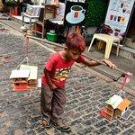 Child vendor