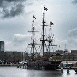VOC-schip De Amsterdam, Amsterdam, the Netherlands