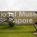 Fort Canning side of Museum