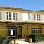 L'Auberge Provençale, au Canet de Meyreuil, tout près d'Aix-en-Provence