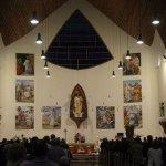 Altar de la Iglesia del  Sagrado Corazón