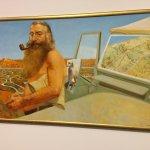 Surrealism in the Australian desert.