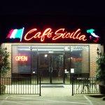 Cafe Sicilia, Bedford location