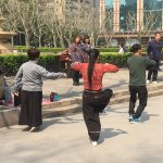 Tai Chi to music - so soothing