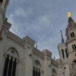 La Vierge Noire protègeant Lyon