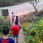 walking to Pai walking street