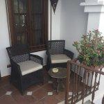 Wow, fab room with terrace - Saigon