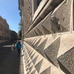 Palazzo dei Diamanti da via Ercole I d'Este