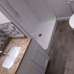 Newly Renovated Queen Rooms with Granite Tops and walk in shower's.