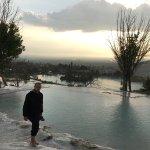 Pamukkale Thermal Pools Foto