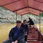 Boat trip on Chay River