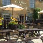 Crown and Trumpet Inn Outside