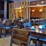 Speiseraum und Restaurant