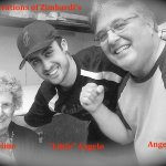 The 3 generations of Zimbardi family ownership