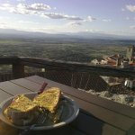 Come and taste our snacks with this wonderful view!...