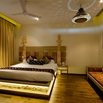 Ashoka Room-King Ashoka is one of India's greatest emperors and room highlights his transformati