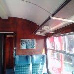 A Carriage Inside Train