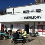 Pier Cafe Tobermory Photo