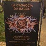 Photo of La Casaccia da Bacco