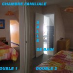 family double rooms