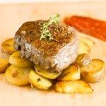 Steak zo sviečkovej
