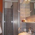 double room's bathroom