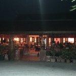 Landhuis Daniel Plantation Restaurant Foto