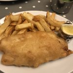 Fish & Chip (cabillaud)