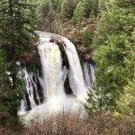 Burney Falls in March