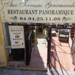 Foto de Aux Terrasses Gourmandes