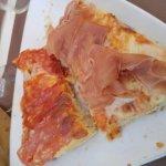 Pizza Calabria e Parma