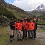 SAM Travel Peru team