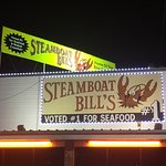 Foto van Steamboat Bill's
