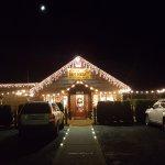 Gingerbread House hosting Pizzeria La Gitana Yelm