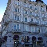 Foto van Hotel Sans Souci Wien