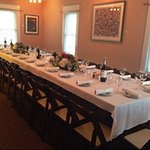 Chef's Dining Room for large parties and special occasions