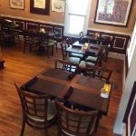 Dining Areas Featuring Local Artists Artwork for Sale