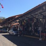 Lugar de artesanías