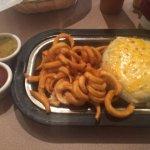 Tortilla Burger Heaven!