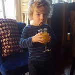 Mocktail for the little ones!