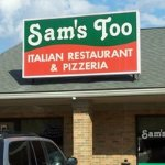 Sam's Too Italian Pizza