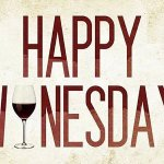 Wed. 50% OFF in wines